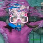 Alishas 1st scuba pool night.